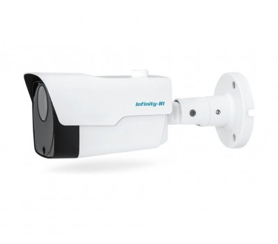 Infinity IBS-5MS-2812AF AI 5 Мп уличная корпусная IP видеокамера с подсветкой до 40м, c PoE