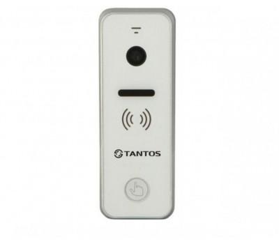 Tantos iPanel 2 + белый одноабонентская цветная CVBS видеопанель