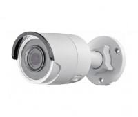 HikVision DS-2CD2043G0-I 6mm 4 Мп уличная корпусная IP видеокамера с подсветкой до 30м, c PoE