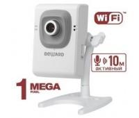 Beward B12CW 2.5 мм 1 Мп миниатюрная IP видеокамера, с Wi-Fi