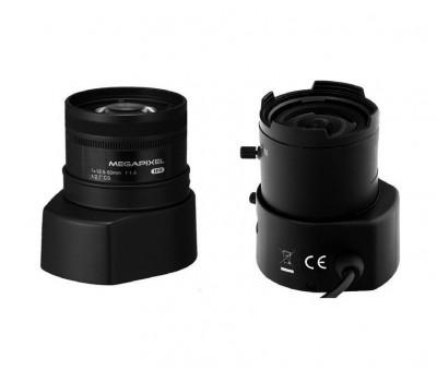 Smartec STL-6MP1250DC вариофокальный объектив