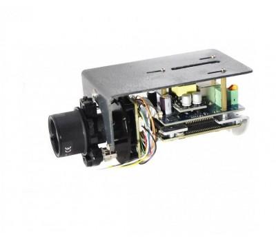 Smartec STC-IPM5200/1 Estima 5 Мп корпусная IP видеокамера, c PoE