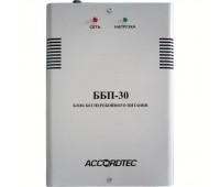 AccordTec ББП-30 исп. 1 ИБП 12 В, выходной ток 3А навесной