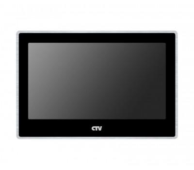 """CTV-M4704AHD черный 7"""" цветной AHD, CVBS, CVI, TVI видеодомофон"""