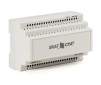 SKAT-12-6.0-DIN ИБП 12 В, выходной ток 6А на DIN-рейку