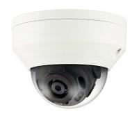 Samsung Wisenet QNV-7020R 4 Мп уличная купольная IP видеокамера с подсветкой до 25м, c PoE