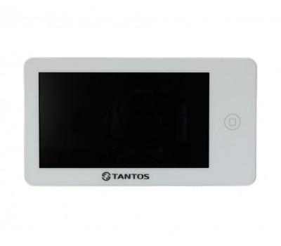 """Tantos NEO GSM белый 7"""" цветной CVBS видеодомофон"""