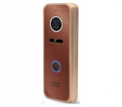 Quantum QM-308H бронза одноабонентская цветная CVBS видеопанель
