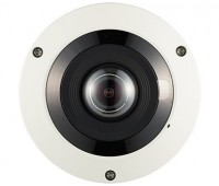 Samsung Wisenet PNF-9010RV 12 Мп уличная купольная IP видеокамера с подсветкой до 15м, c PoE