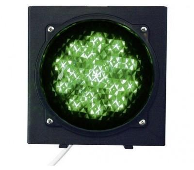 CAME C0000704.1 светофор светодиодный 1 секционный зелёный 230 В