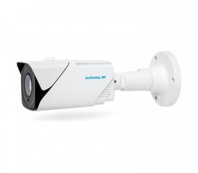 Infinity IBS-8MS-3312AF AI 8 Мп уличная корпусная IP видеокамера с подсветкой до 45м, c PoE