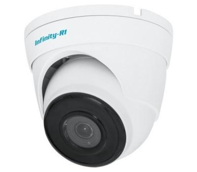 Infinity IDG-2M-28 II 2 Мп уличная купольная IP видеокамера с подсветкой до 30м, c PoE