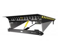 Платформа уравнивательная с поворотной аппарелью подвесного типа 4500х1800 (до 6 тонн)