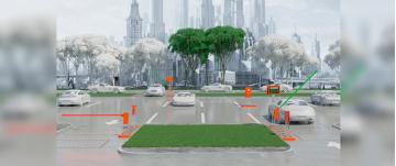 Автоматизация парковок