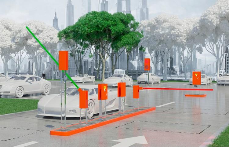 Автоматическая система с паркоматом